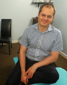 Mark BUTTERWORTH LEEDS CHIROPRACTOR